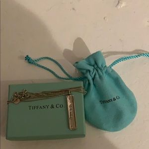 Tiffany Pendant Necklace